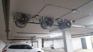 جت فن پارکینگ